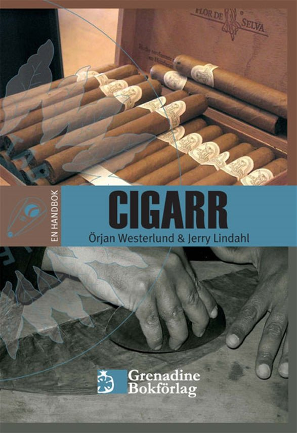 En handbok cigarr, eBook by Jerry Lindahl, Örjan Westerlund