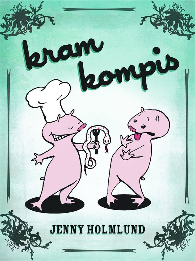 Kram Kompis, eBook by Jenny Holmlund