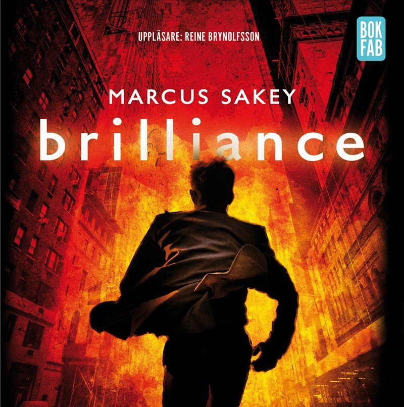 Brilliance, Audiobook by Marcus Sakey