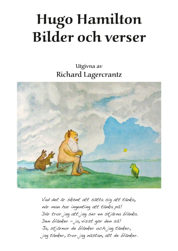 Hugo Hamilton: Bilder och verser, eBook by Richard Lagercrantz