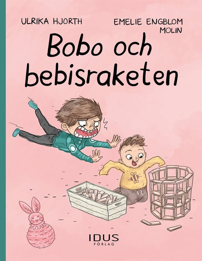 Bobo och bebisraketen, eBook by Ulrika Hjorth
